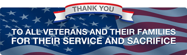 Thank You - To All Veterans And Their Families For Their Service And Sacrifice