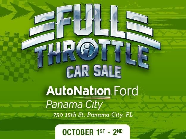 Full Throttle Car Sale - AutoNation